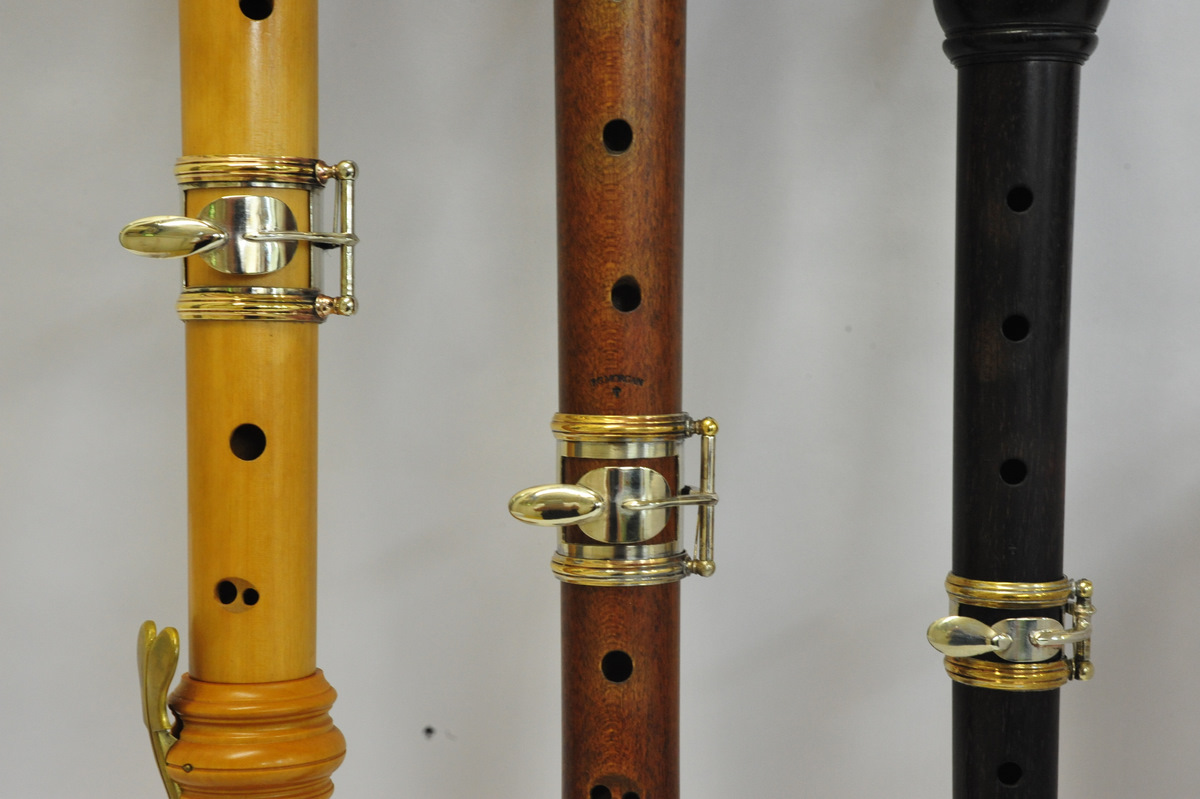 Recorder mechanism